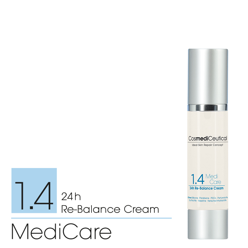 MediCare 1.4 24 h Re-Balance Cream