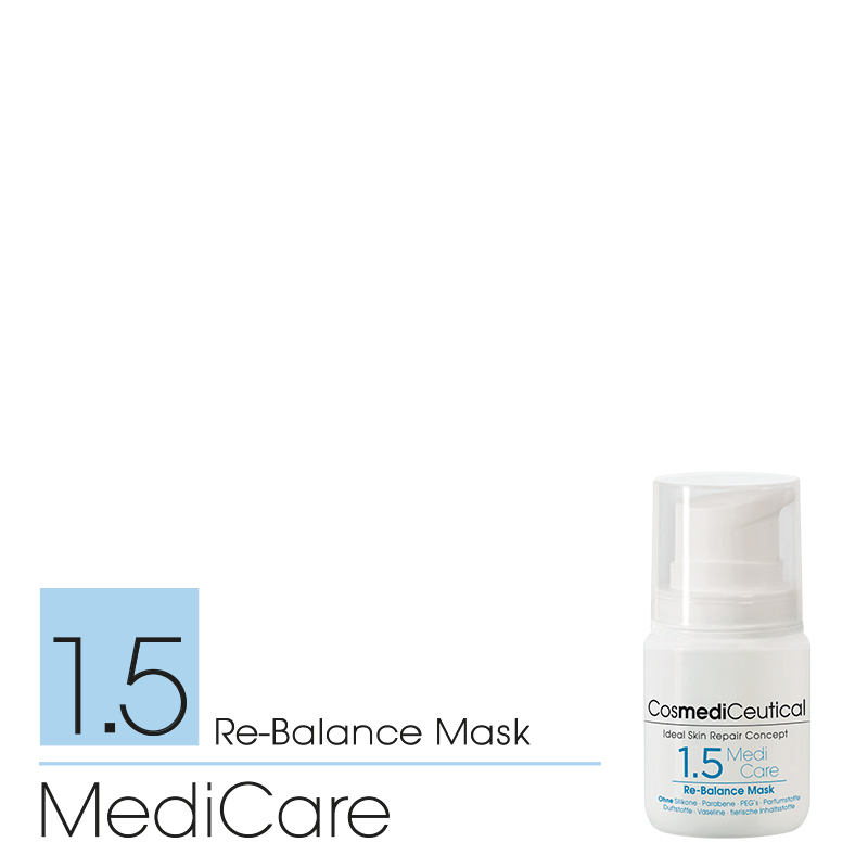 MediCare 1.5 Re-Balance Mask